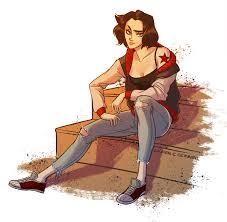 Female Bucky Barnes By Laurencskinner