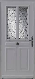 poignee pour porte d entree porte d entrée aluminium classique mi vitrée bricolage
