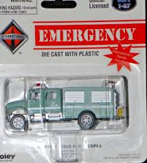 100 Boley Fire Trucks HO 187 Die Cast US Forest Service Brush Truck For Sale