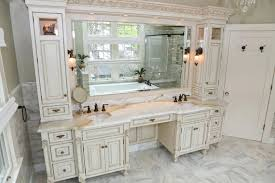 Bath Vanities With Dressing Table by Bathroom Vanities With Makeup Table Meetlove Info