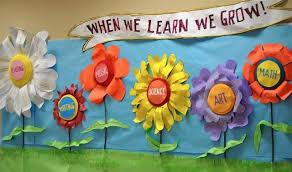 spring classroom door decorations download page