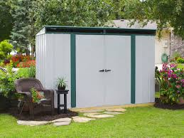 Titan Garages And Sheds by Metal Storage Sheds You U0027ll Love Wayfair