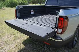 2017 Honda Ridgeline Pickup Truck | Digital Trends Harbor Truck Bodies Blog Tommy Gate Rear Camera Kits Proghorn Utility Flatbed Near Scott City Ks Dealer The 2019 Gmc Sierra Has Worlds First Carbon Fiber Bed Public Surplus Auction 1328711 Cargoglide Slide 2200 Lb Capacity 100 Lift Rollnlock Cargo Manager Management Loading Zone Compact W5775 H16 Cargo Gate Bed Divider For Pickup Readyramp Fullsized Extender Ramp Black Open 60 2017 Ford Super Duty Pickup Meets 3400 Pounds Of Concrete Ariesgate Fundable Crowdfunding Small Businses Trail Tested Xtreme Atv Illustrated Liftgates Pickups What To Know