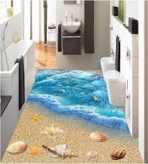 3 d pvc flooring custom 3d bathroom flooring wall paper 3 d world