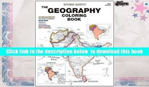 Download PDF Geography Coloring Book 3rd Edition Wynn Kapit For Kindle