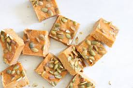 Pumpkin Seed Brittle Bon Appetit by Pumpkin Freezer Fudge The Toasted Pine Nut
