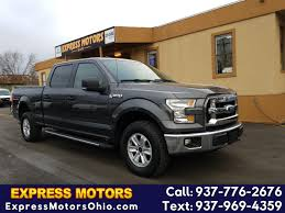 100 Ford Trucks For Sale In Ohio Used Cars For Dayton OH 45405 Express Motors