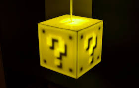 Mario Question Mark Block Lamp by Assemble A Super Mario Brothers Coin Block Lamp 15 Steps With