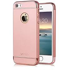 Amazon iPhone 5S case iPhone SE Case Vansin 3 In 1 Ultra
