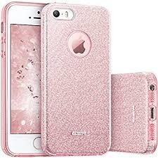 Amazon iPhone 5S Case iPhone SE Case ESR Luxury Glitter