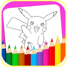 Coloring Book For Cartoons
