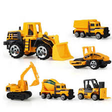 100 Diecast Truck Models 2019 Mini Alloy Construction Vehicle Engineering Car Dump