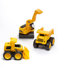 100 Tough Trucks Daron Worldwide CAT Toy Set Zulily