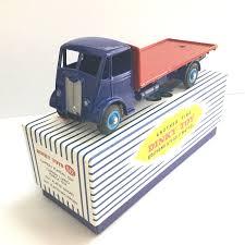100 Trade Truck For Car 143 ATLAS DINKY TOYS 512 TRADE MARK REGISTERED GUY FLAT TRUCK CAR
