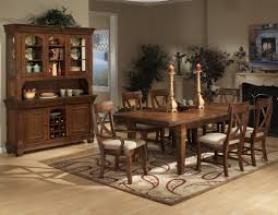 The Verona Italian Rustic Dining Room Collection 4722