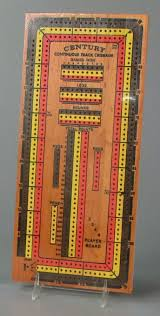 1136155 Century Continuous Track Cribbage