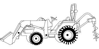 Coloriage Tracteur Massey Ferguson Neuf Coloriage De Tracteur Massey