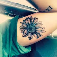 Katelyn Sunflower Temporary Tattoo