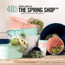 Hobby Lobby - With 40% Off The Spring Shop™, You Don't ... 40 Off Michaels Coupon March 2018 Ebay Bbb Coupons Pin By Shalon Williams On Spa Coupon Codes Coding Hobby Save Up To Spring Items At Lobby Quick Haul With Christmas Crafts And I Finally Found Eyelash Trim How Shop Smart Save Online Lobbys Code Valentines 50 Coupons Codes January 20 Up Off Know When Every Item Goes Sale Lobby Printable In Address Change Target Apply For A New Redcard Debit Or Credit Get One Black Friday Cnn