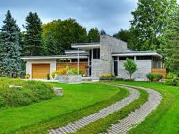 100 Single Storey Contemporary House Designs Story Flat Roof Plans Outstanding Small