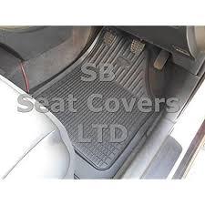 citroen xsara picasso pvc caoutchouc noir tapis de sol 5 pièces
