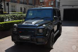 2017 Mercedes Benz G 63 AMG in London United Kingdom for sale on