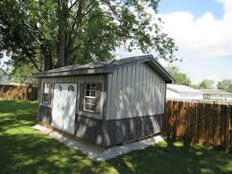 Amish Made Storage Sheds by Storage Buildings Amish Made Sheds Arthur Il