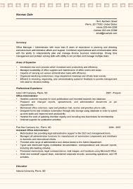 Office Administrator Resume Sample Office Admin Resume Sample Office