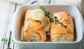 comment cuisiner du saumon surgelé 2 paupiettes de saumon aux poissons et aux poireaux surgelés les