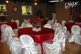 White Satin Self Tie Chair Cover - Specialty Linen