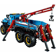 LEGO - Technic - 6x6 All Terrain Tow Truck - 42070 - CWJoost Lego Ideas Product Ideas Rotator Tow Truck 9395 Technic Pickup Set New 1732486190 Lego Junk Mail Orange Upcoming Cars 20 8067lego Alrnate 1 Hobbylane Legoreg City Police Trouble 60137 Target Australia Mini Tow Truck Itructions 6423 City Moc Scania T144 Town Eurobricks Forums Speed Build Youtube Amazoncom Great Vehicles 60056 Toys Games R Us Canada