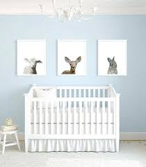 awesome ideas pink and grey baby nursery wall deco bedding