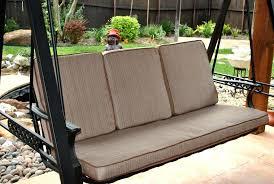 garden treasures porch swing replacement cushions – financeintlub