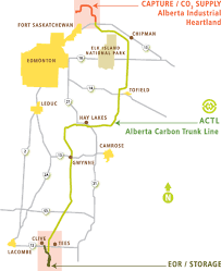 Construction To Commence On Alberta Carbon Trunk Line As Wolf Gets In The Deal