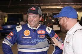 Stephen Cox Returns To Trucks, Dirt Track Racing | OnPitRoad.com