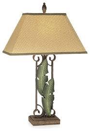 Pacific Coast Lighting Signature 1 Light Table Lamps Multitone