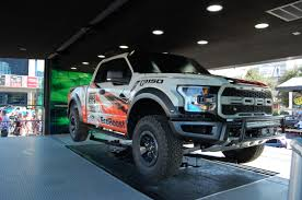 100 Ford Raptor Truck Racing Experience Simulator Texas Blueberry Festival