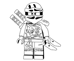 LEGO Ninjago Skybound Sky Pirate Coloring Page