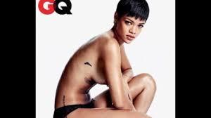 All Of Rihannas Tattoos