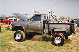 1977 Chevrolet 4x4 Stepside - Cooper's Truck And Accessories LLC