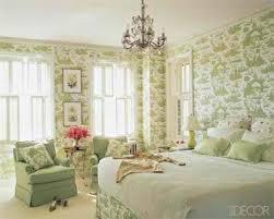 1940s Green Bedroom Interior Design Ideas