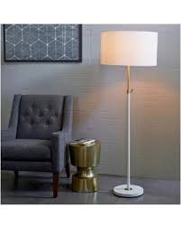 West Elm Overarching Floor Lamp Bronze by Slash Prices On West Elm Telescoping Floor Lamp Antique Brass And