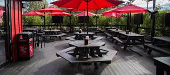 Lead Image For 7 Kid Friendly Restaurants With Patios In Houston