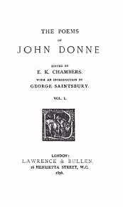 John Donne Songs And Sonnets