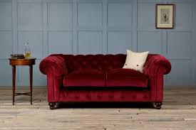 Tufted Velvet Sofa Bed by Furniture Cool Velvet Couch To Adorn Modern Living Room