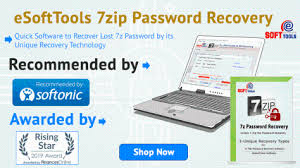 how to a 7z password