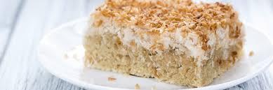 zuckerfreier quark kokos kuchen