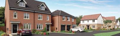 100 Houses In Preston New Build Homes 3 5 Bedroom Homes For Sale In