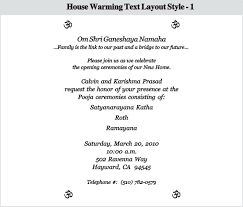Impressive House Blessing Invitation Sample 89 Warming Samples Printable Invitations Image Collections