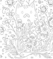 Free Coloring Page Cotton Steel Book